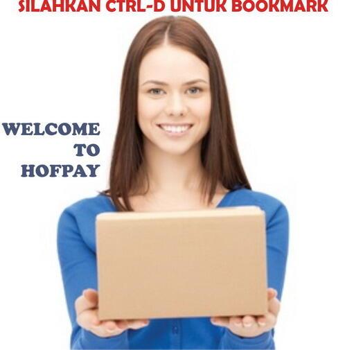 JASA PEMBAYARAN ONLINE DENGAN KARTU KREDIT DAN PAYPAL BALANCE (HOFpay)