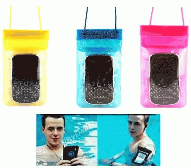 Jual Waterproof Bag... Tas Anti Air buat Smartphone agan...