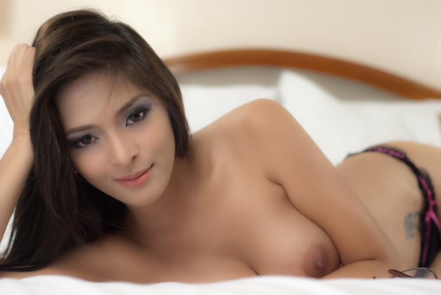 Sexy naked girl indon — photo 14