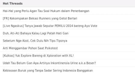 Kebiasaan buruk yang sering dibanggakan Orang Indonesia