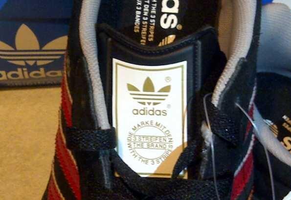 Sepatu Casual Adidas Samba Original