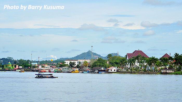 Pesona keindahan alam dan budaya Kutai Kartanegara.