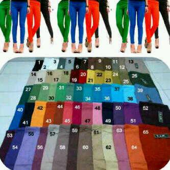 Jual Cotton Pants Warna - Warni