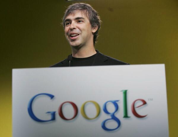 5 Fakta Mengejutkan di Balik Sosok Larry Page, CEO Google