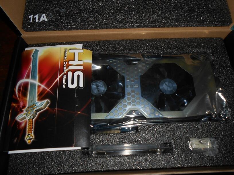 [VGA] Performa Gaming HIS R9 280X IceQ Turbo