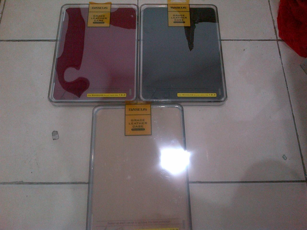 """CASE SOFTCASE HARDCASE COVER CASING SAMSUNG GALAXY NOTE PRO 12.2"""" BASEUS NOTE12 INCH"""