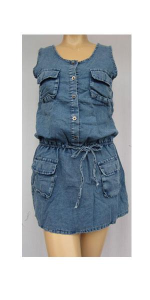 Mini Dress Jeans K22