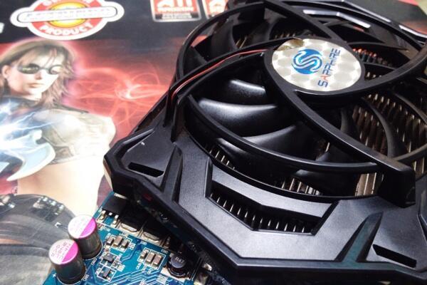 VGA Sapphire HD 4670 DDR3 1GB