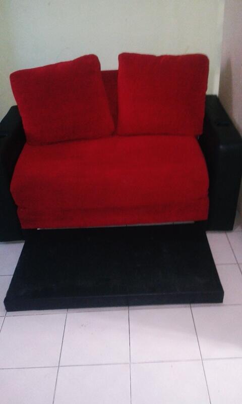 Terjual Sofa Bed Lipat Minimalis Murah Kaskus