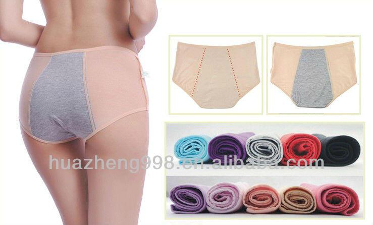 Menstrual Period Panties ~ Celana dalam khusus Menstruasi ( Bahan Waterproof )