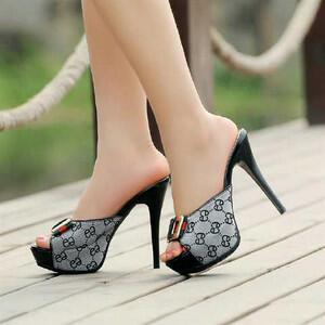 Sandal Heels GUCCI