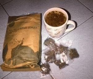 TPL teh peluntur Lemak