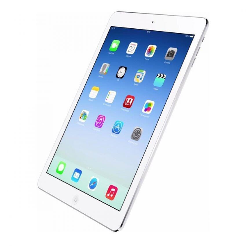 Apple iPad Air Wifi+Cellular – 16GB – Silver (International Warr