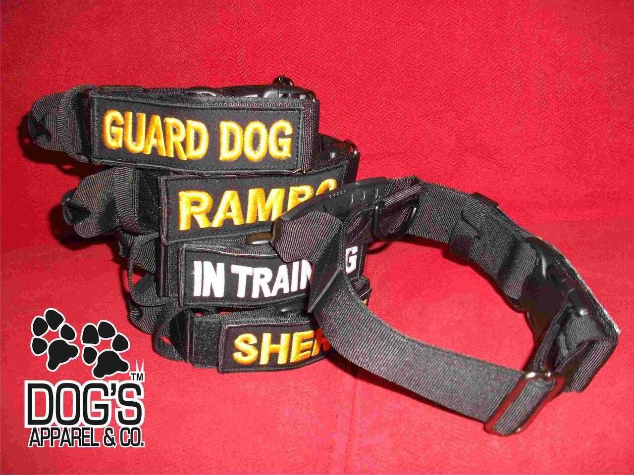 Harness Anjing Model K9