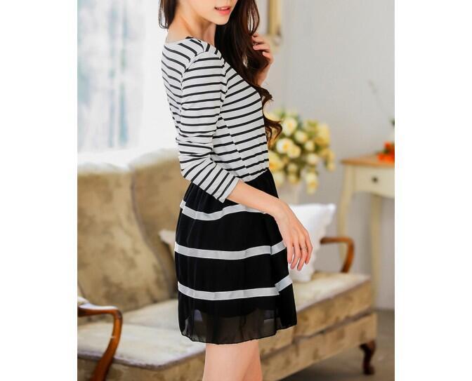 Fashion Dress Model Korea Cantik, Manis, Murah & Modis