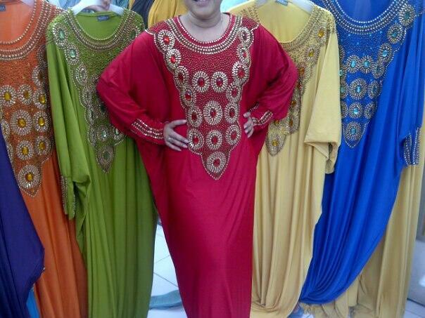 Dress Pesta Kaftan Belinda