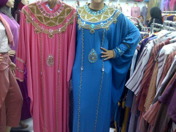Dress Pesta Kaftan Bella