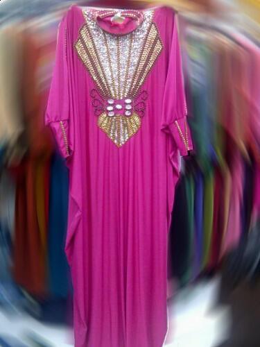 Dress Pesta Kaftan Butterfly