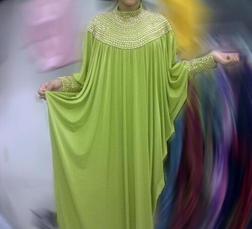 Dress Pesta Kaftan Cleo