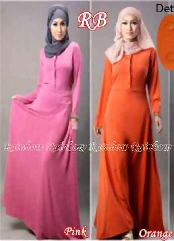 Baju Muslimah Fresh Maxi @ 65 rb