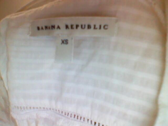 BANANA REPUBLIC ORI MADE IN INDIA