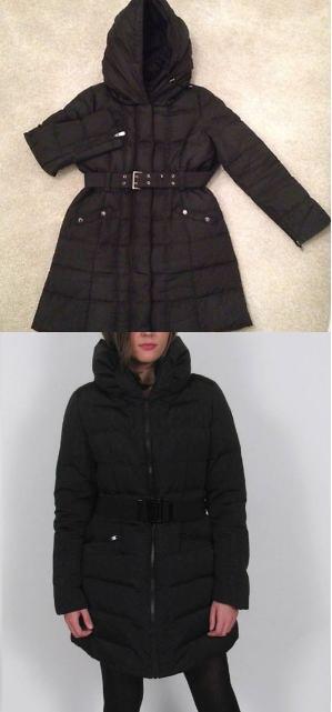 Zara Women Down Feather Jackets