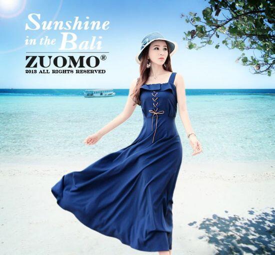 New!!Elegant Summer Dress Maxi