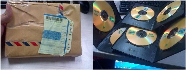 DVD MP3 ALBUM TRANCE, DANCE dan TECHNO