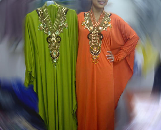 Dress Pesta Kaftan Jasmine