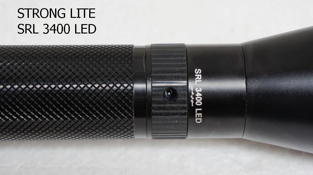 SENTER FLASH LIGHT STRONG LITE SRL 3400 LED