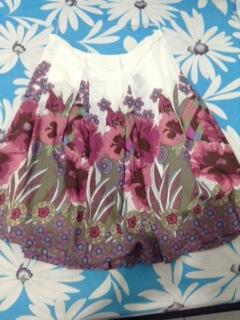 """""""Uptown Girl"""" skirt size S"""