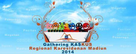 [FR] Gathering Silaturahmi Regional Karesidenan Madiun