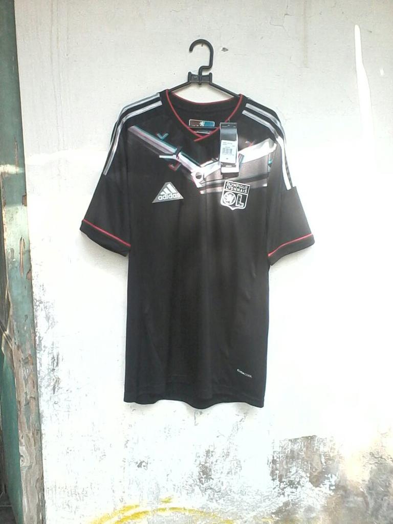 dijual jersey rare / langka Olympic Lyon 3D (KW Thailand)