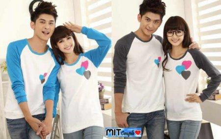 Cardigan,Dress,Kemeja,Kaos,Jaket,Sweater,Baju Couple Pasangan Korea Baru MURAH & AMAN