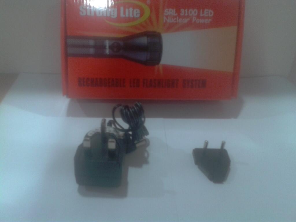 Senter STRONGLITE SRL 3100 6400 LED