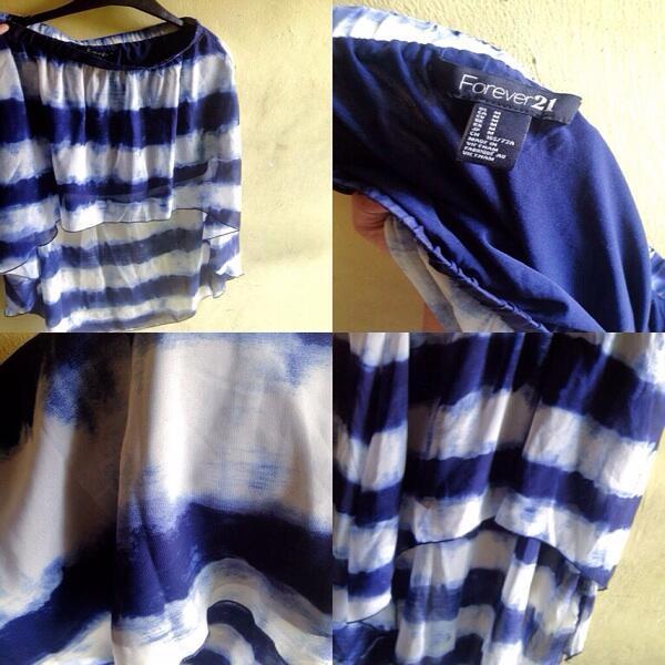 Skirt rok forever21