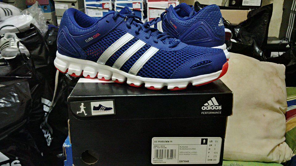 Sale sepatu running nike & adidas ORIGINAL!