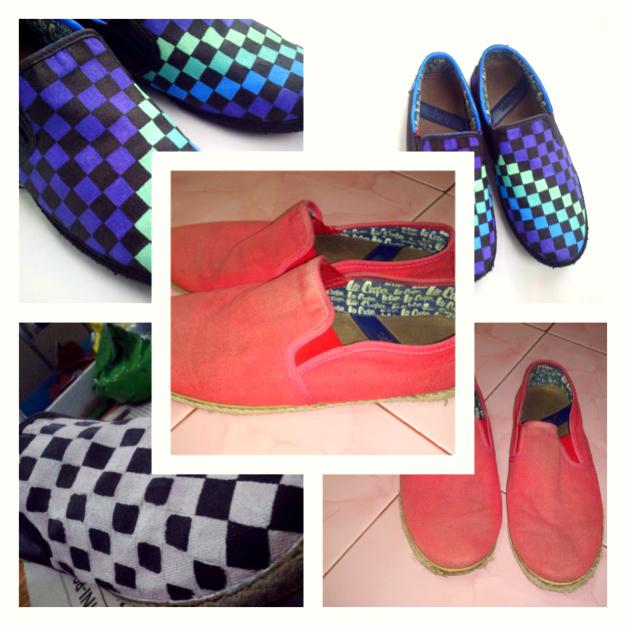 Terjual modifikasi sepatu converse agan disini (jasa lukis Sepatu ... 20bf013c75