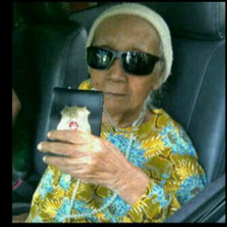 Foto-Foto Nenek Indonesia Paling Gokil Sejagad Gugel | KASKUS
