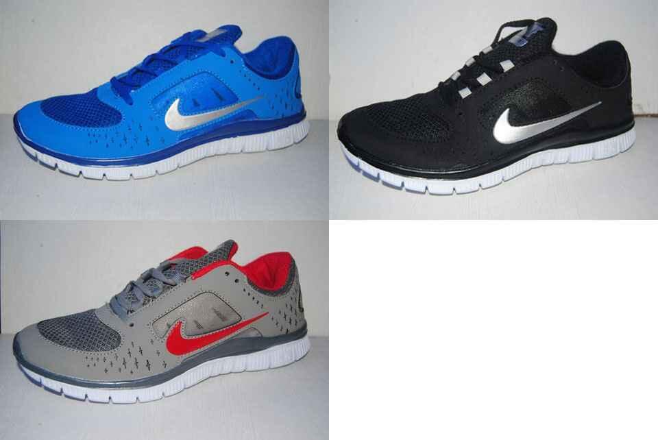 Women Nike Free Run 6.0-001 Shoes
