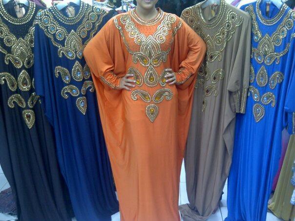 Dress Pesta Kaftan Victoria