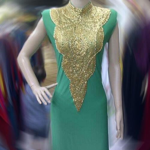 Dress Pesta Abaya Cherly