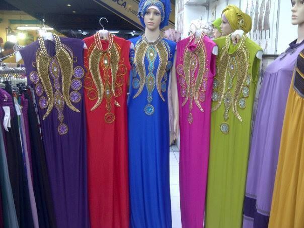 Dress Pesta Abaya Clarita