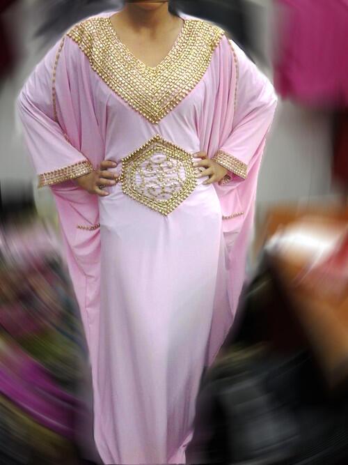 Dress Pesta Kaftan Sofia