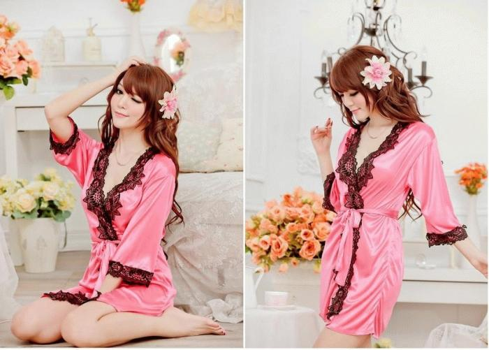 Kimono Lingerie Sleepwear