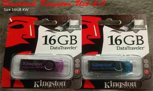 Flashdisk KINGSTON KW 16/32 GB