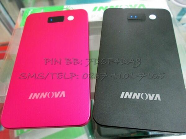 Jual Powerbank Tipis Innova dan Izumi 6000 mah harga murah!!!