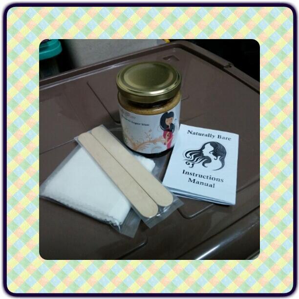 Sugar Wax | varian baru | BISA tanpa strips