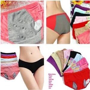 Celana Menstruasi / Celana Anti Bocor