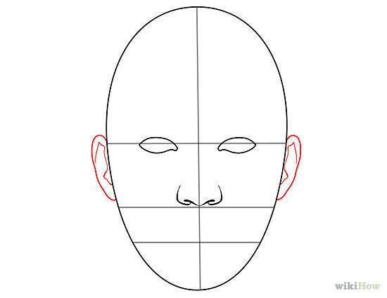 9 Langkah Melukis Sketsa Wajah Dengan Mudah Kaskus